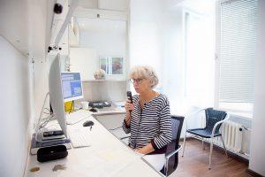 Knochendichtemessung Radiologie Berlin