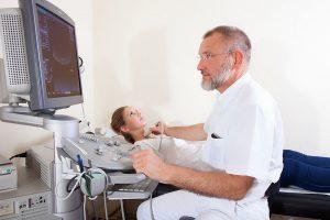 Ultraschall Sonografie Radiologie Berlin